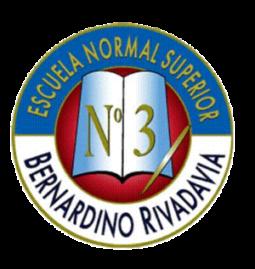 """Escuela Normal Superior N° 3 """"Bernardino Rivadavia"""" D.E. 4 - Sede San Telmo"""